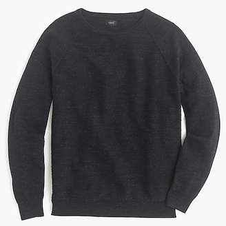 J.Crew Rugged cotton sweater