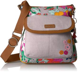 Sakroots Flap Crossbody Cross Body