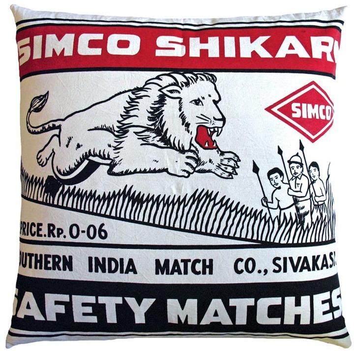 Koko - Match Co Lion Pillow