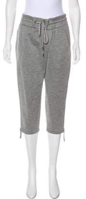 Helmut Lang Cropped Sweat Pants
