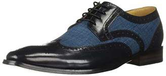 Stacy Adams Men's Kemper Wingtip Lace-Up Oxford