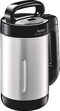 Tefal BL542840 My Daily Soup Blender, Black/Stainless Steel