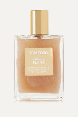 Tom Ford Soleil Blanc Shimmering Body Oil, 100ml - Colorless