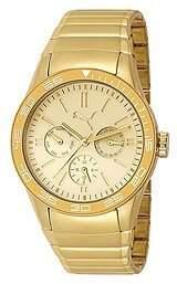 Puma Fast Track Metal Gold Women's watch #PU102822003