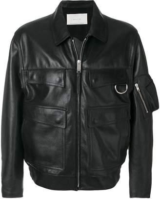 Alyx flap pocket zipped jacket