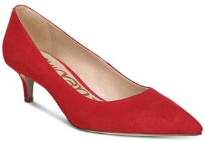Sam Edelman Dori Kitten Heel Pumps Women's Shoes