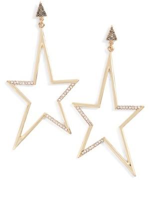 Women's Rebecca Minkoff Stargazing Star Earrings $58 thestylecure.com