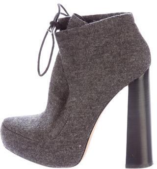 Alexander WangAlexander Wang Constance Wool Ankle Boots