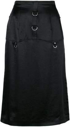 McQ mid-length pencil skirt