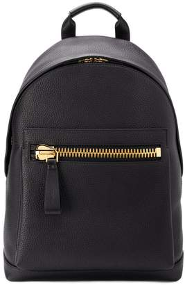 Tom Ford medium Buckley leather backpack
