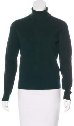 Victoria Beckham Long Sleeve Knit Sweater