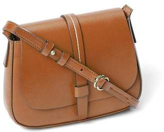Crossbody saddle bag $44.95 thestylecure.com