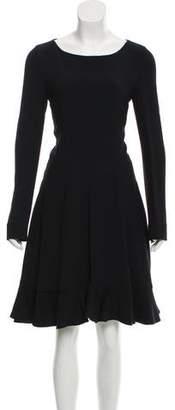 Chloé Long Sleeve Midi Dress w/ Tags