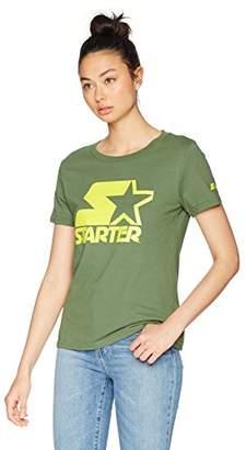 Starter Women's Short Sleeve Logo T-Shirt