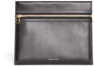 BCBGMAXAZRIA Penelope Leather Wristlet