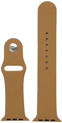OLIVIA PRATT Olivia Pratt Compatible With Apple Watch Unisex White Watch Band-8812beige38
