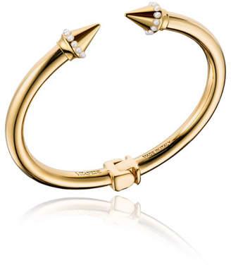Vita Fede Mini Titan Pearly Cuff Bracelet