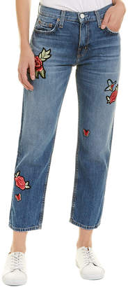 Joie Jeans Josie Hotel California Straight Crop