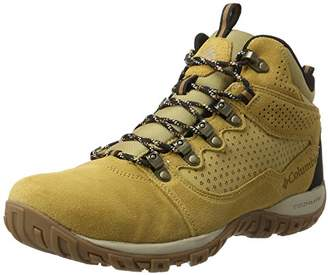 9a57a16fca5af Columbia Men s Peakfreak Venture MID Suede WP High Rise Hiking Boots