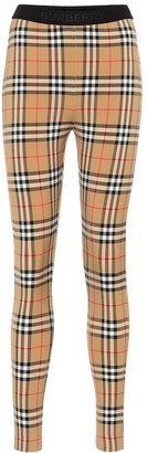 Burberry Check leggings