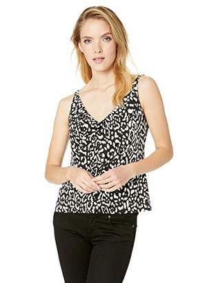Bailey 44 Women's Gimme Some Skin Drape Leopard Top