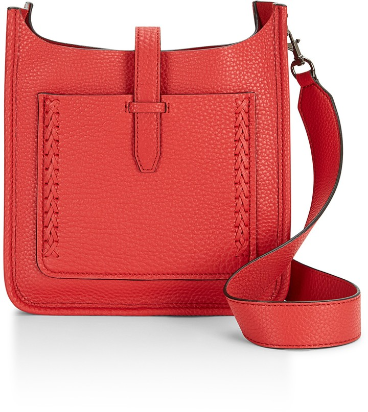 Rebecca MinkoffBest Seller Rebecca Minkoff Small Unlined Feed Bag With Whipstitch
