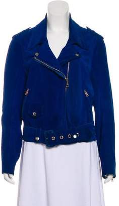 Acne Studios Long Sleeve Zip-Up Jacket