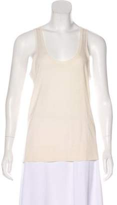 Organic by John Patrick Sleeveless Wool Top