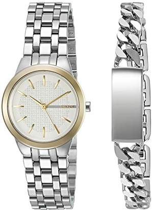 DKNY Women's 'Park Slope' Quartz Stainless Steel Casual Watch (Model: NY2469)