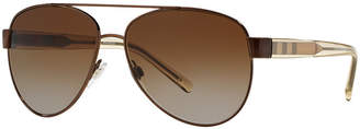 Burberry Polarized Sunglasses, BE3084