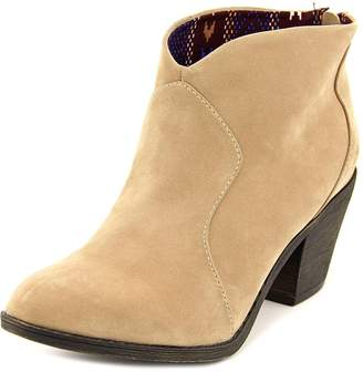 Blowfish Schloss Women US 7.5 Tan Ankle Boot