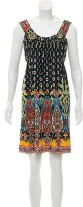 Muse Printed Mini Dress