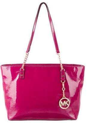 MICHAEL Michael Kors Patent Leather Tote