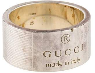 Gucci Textured Band
