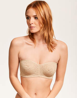 9d56bb61cae01 Lace Strapless Bra - ShopStyle UK