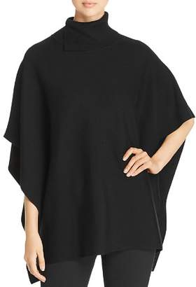 BOSS Leandra Turtleneck Sweater Poncho