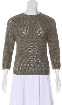 Etro Wool and Angora-Blend Sweater