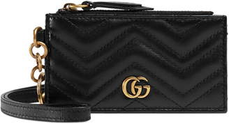 Gucci Marmont 2.0 Leather Card Case