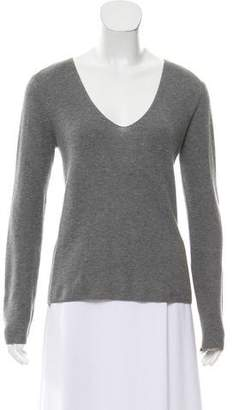 A.L.C. Open Back Long sleeve Sweater