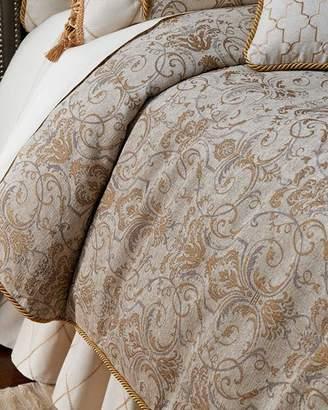 Isabella Collection King Adeline Duvet Cover