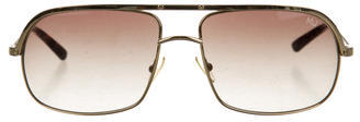 Marc Jacobs Marc Jacobs Tinted Aviator Sunglasses