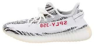 Yeezy x Adidas 2017 Boost 350 V2 Zebra Sneakers w/ Tags
