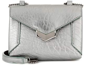 Jimmy Choo Lexis leather shoulder bag