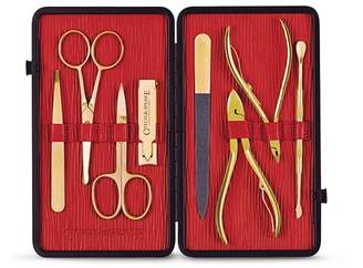Czech and Speake Manicure large set - Gold