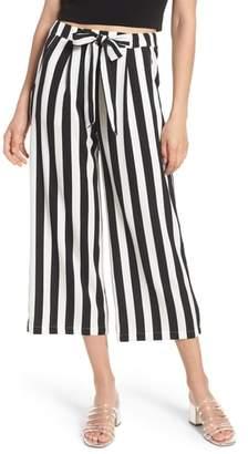 Mimichica Mimi Chica Stripe Wide Leg Pants