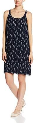 Lush Opus Women's Wateka Dress, Blau Blue 6039), 38 (EU)