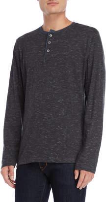 Heritage Henley Button Shirt