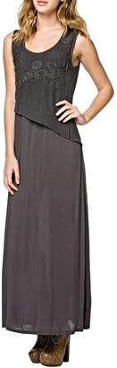 Monoreno Mur Sleeveless Maxi Dress