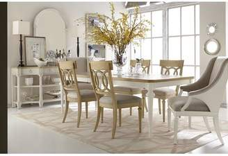 One Allium Way Carrie Extendable Dining Table