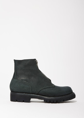 Guidi Front Zip Boot $1,210 thestylecure.com